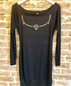Vestido diamonds diamante