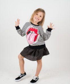 sudadera-baby-pequena-rock-roll