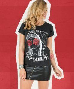 camiseta-tequila-entallada-manga-corta (2)-aire-retro