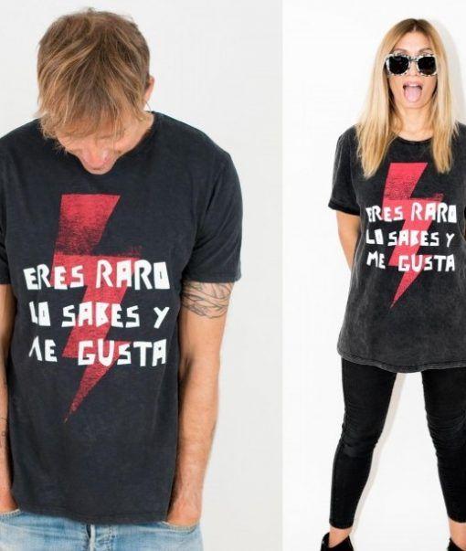 camiseta-unisex-eres-raro