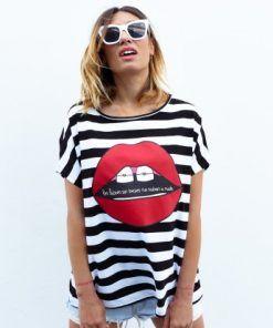 camiseta-los-labios-sin-besos-talla-unica